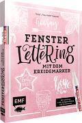"Hooray – Fenster-Lettering mit dem Kreidemarker – Designed by Tanja ""Frau Hölle"" Cappell"