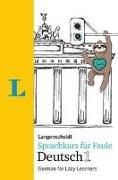 Langenscheidt Sprachkurs für Faule Deutsch 1 - Buch und MP3-Download