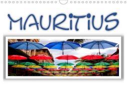 Mauritius - Die Perle im Indischen Ozean (Wandkalender 2020 DIN A4 quer)
