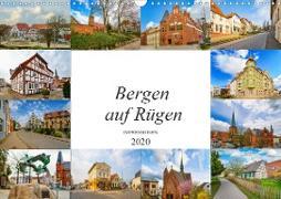 Bergen Auf Rügen Impressionen (Wandkalender 2020 DIN A3 quer)