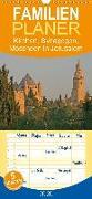Kirchen, Synagogen, Moscheen in Jerusalem - Familienplaner hoch (Wandkalender 2020 , 21 cm x 45 cm, hoch)