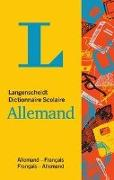 Dictionnaire Scolaire Allemand