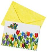 Raupe Nimmersatt Pop-up-Briefkarte Motiv Schmetterling