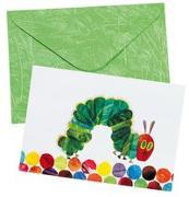 Raupe Nimmersatt Pop-up-Briefkarte Motiv Raupe Nimmersatt