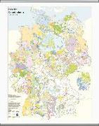 Karte der Gasnetzbetreiber 2019
