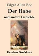 Der Rabe und andere Gedichte (Großdruck)