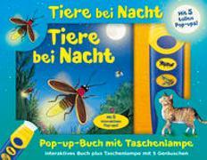 Buch & Sound Spiel-Set, Tiere bei Nacht