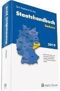 Staatshandbuch Sachsen 2019