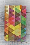 Paprcuts Smartphone Cover (Small) - Dreiecke