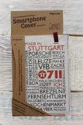 Paprcuts Smartphone Cover (Small) - Stuttgart