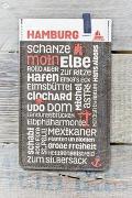 Paprcuts Smartphone Cover (Big) - Hamburg