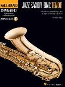 Jazz Saxophone: Tenor [With CD (Audio)]