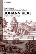 Johann Klaj (1616?-1656)