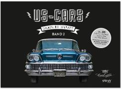 US-CARS  Legenden mit Geschichte Band 2