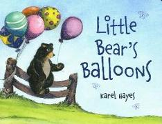 BALLONS FOR LITTLE BEAR