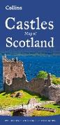 Castles Map of Scotland