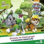 Paw Patrol CD 17