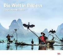 Die Welt in Bildern Leserkalender 2020