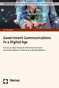 Government Communications in a Digital Age