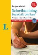 Langenscheidt Schreibtraining Deutsch für den Beruf - Deutsch als Fremdsprache
