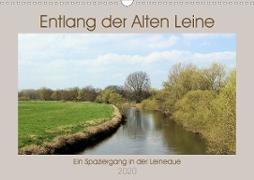 Entlang der Alten Leine (Wandkalender 2020 DIN A3 quer)