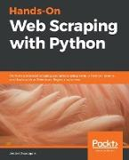 Hands-On Web Scraping with Python