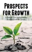 Prospects for Growth