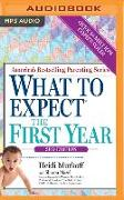 What to Expect the First Year, 3rd Edition