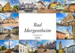 Bad Mergentheim Impressionen (Wandkalender 2020 DIN A3 quer)