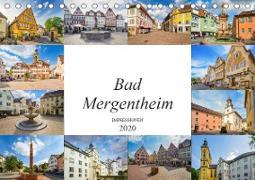 Bad Mergentheim Impressionen (Tischkalender 2020 DIN A5 quer)