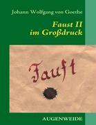 Faust II im Grossdruck