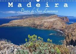 Madeira Ponta de Sao Lourenco (Wandkalender 2020 DIN A3 quer)