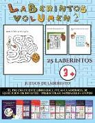 Juegos de laberinto (Laberintos - Volumen 2)
