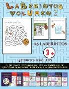 Laberintos sencillos (Laberintos - Volumen 2)