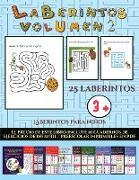 Laberintos para niños (Laberintos - Volumen 2)