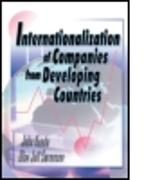 Internationalization of Companies from Developing Countries
