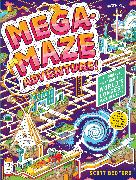 Mega-Maze Adventure! (Maze Activity Book for Kids Ages 7+)
