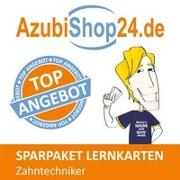 AzubiShop24.de Spar-Paket Lernkarten Zahntechniker /in