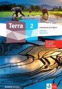 Terra Erdkunde 2. Ausgabe Nordrhein-Westfalen Gymnasium. Arbeitsbuch mit eBook Klasse 7/8