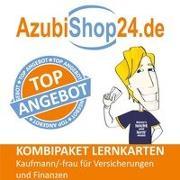 AzubiShop24.de Kombi-Paket Kaufmann /frau für Versicherungen und Finanzen + Wirtschafts- und Sozialkunde