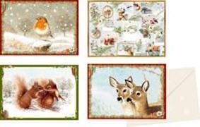Mini-Adventskalender – Marjoleins Weihnachtsgrüße