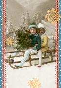 Mini-Adventskalender - Alle Jahre wieder