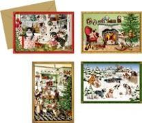 Mini-Adventskalender – Tierische Weihnachten