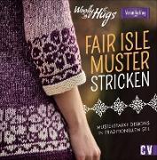 Woolly Hugs Faire-Isle-Muster stricken