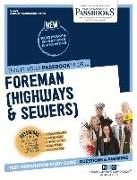 Foreman (Highways & Sewers)