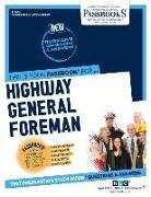 Highway General Foreman