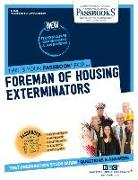 Foreman of Housing Exterminators