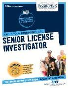 Senior License Investigator