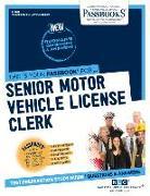 Senior Motor Vehicle License Clerk