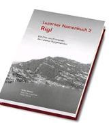 Luzerner Namenbuch 2, Rigi